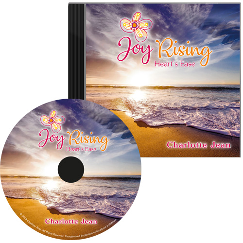 Joyrising Music CD design